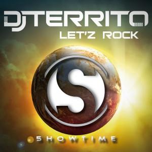 Dj Territo - Let's Rock [1440x1440] - Cover