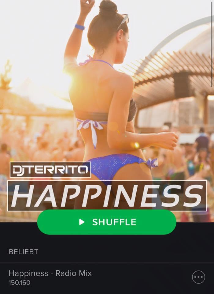 150160 plays dj territo happiness